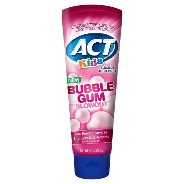 ACT Kids Toothpaste product image