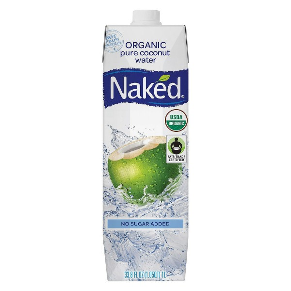 Naked Juice Coconut Water 1 L product image