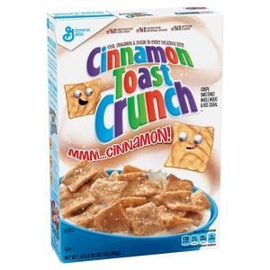 Cinnamon Toast Crunch