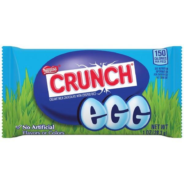 Nestle Crunch Flatback Egg product image