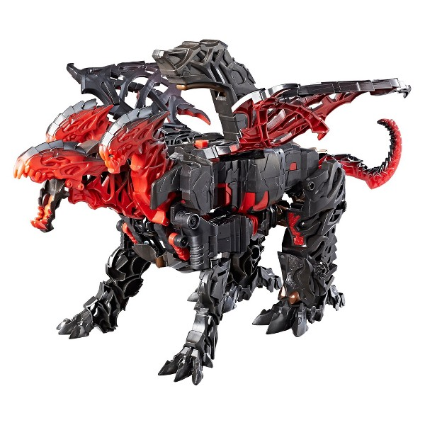 Transformers Dragonstorm Changer product image