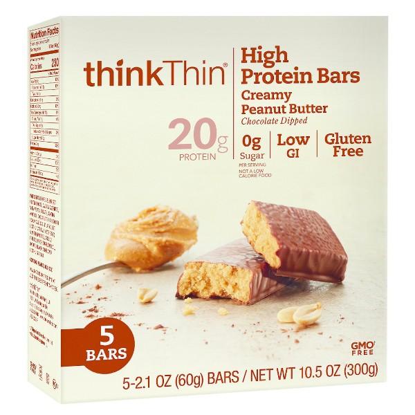 thinkThin Bars product image