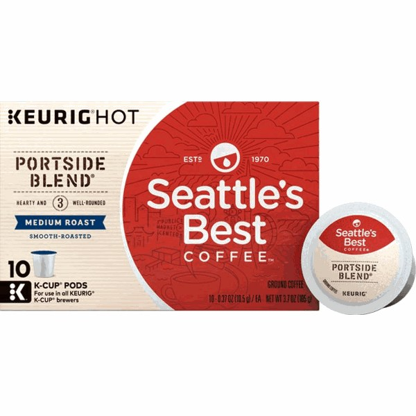 Seattle's Best Coffee K-Cup Packs product image