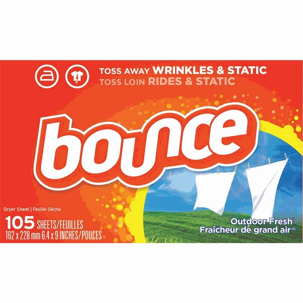 Bounce or Downy Dryer Sheets product image