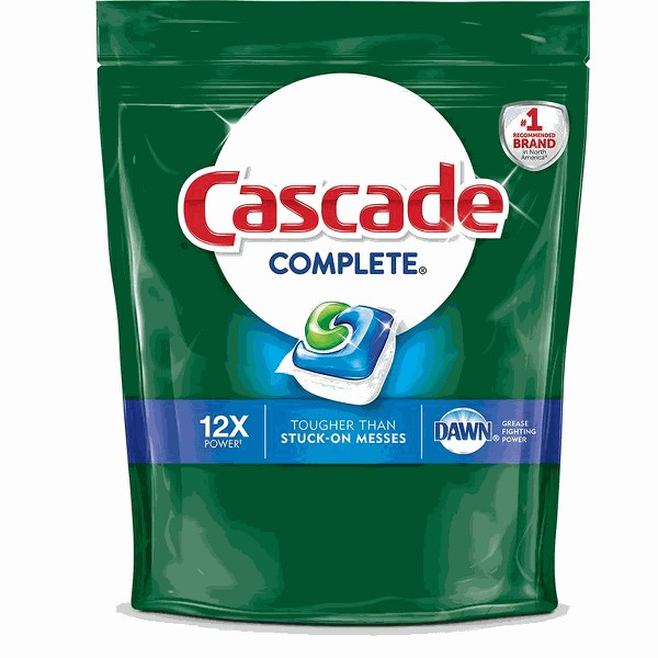Cascade Dishwasher Detergent product image