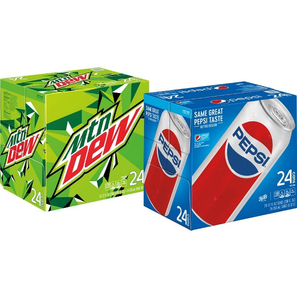 Pepsi Brands 24 Pk Cans product image