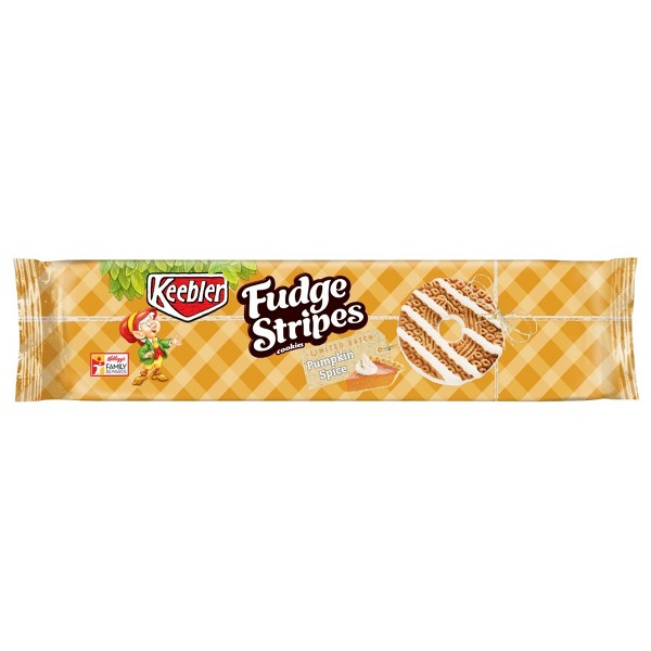 Keebler Fudge Stripes Pumpkin product image