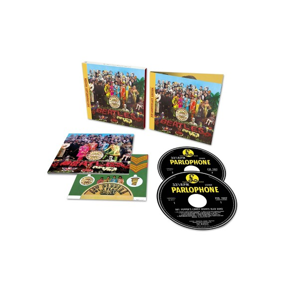 The Beatles: Sgt. Pepper's product image