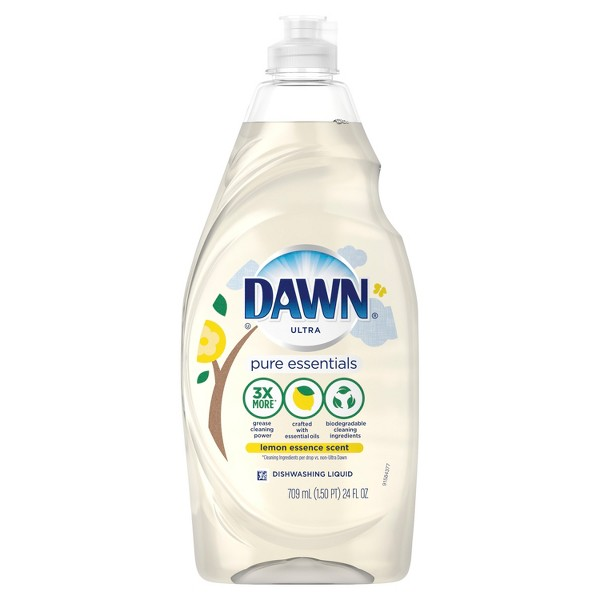 NEW Dawn Pure Essentials Dish Soap product image