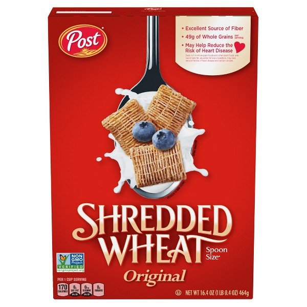 Shredded Wheat Cereal product image