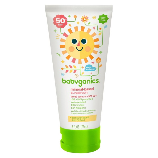 Babyganics Sunscreen & Bug Spray product image