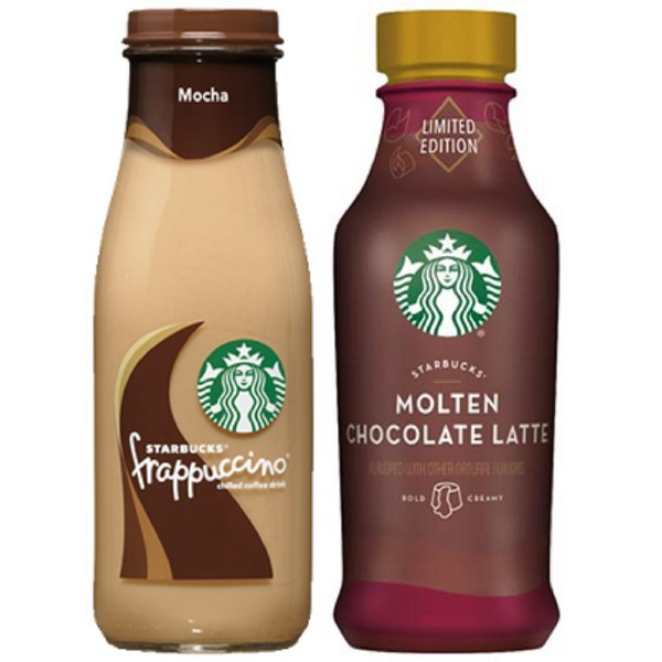 Starbucks Frappuccino & Lattes product image