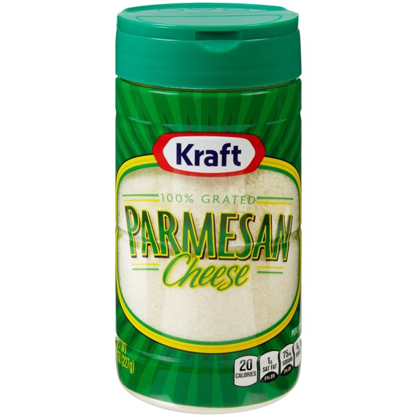 Kraft Grated Parmesan Cheese product image