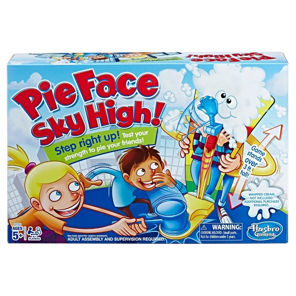 Pie Face Sky High Game product image