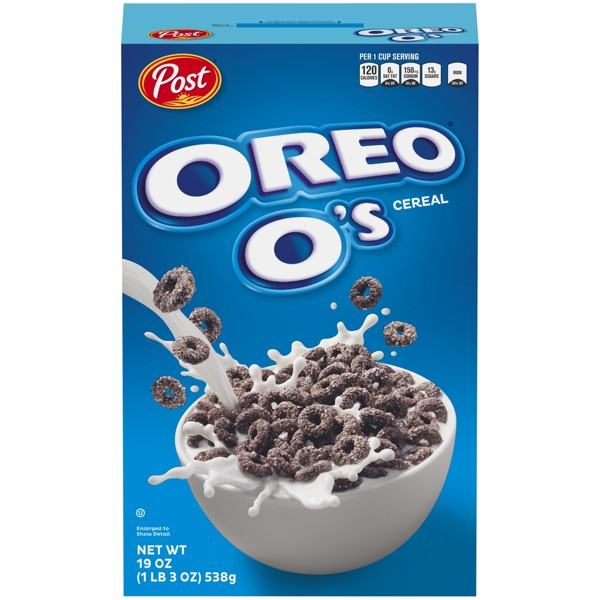 Oreo O's Cereal product image