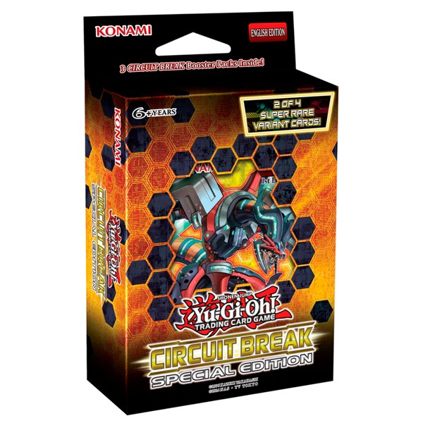 Yu-Gi-Oh! Circuit Break SE product image