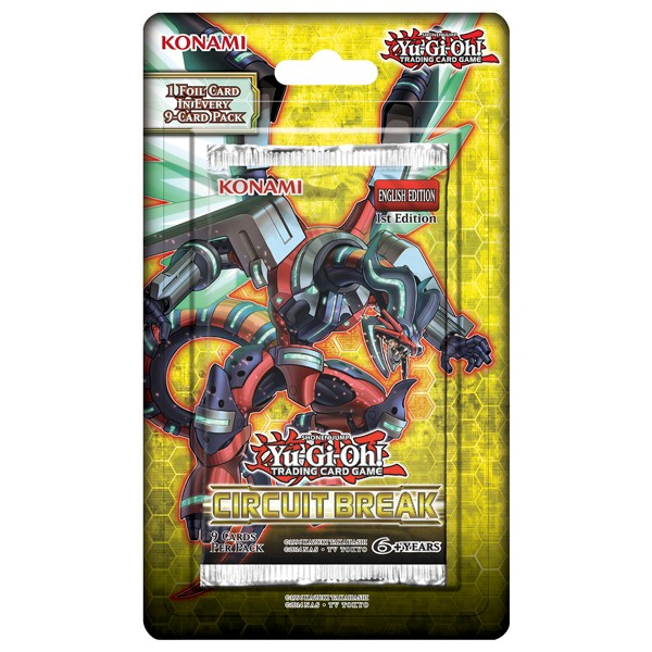 Yu-Gi-Oh! Circuit Break Blister product image