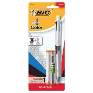 BIC 4 Color 3+1 Pen