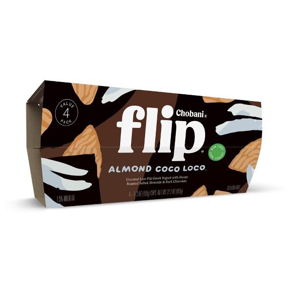 Chobani Core & Flip 4 Pks product image