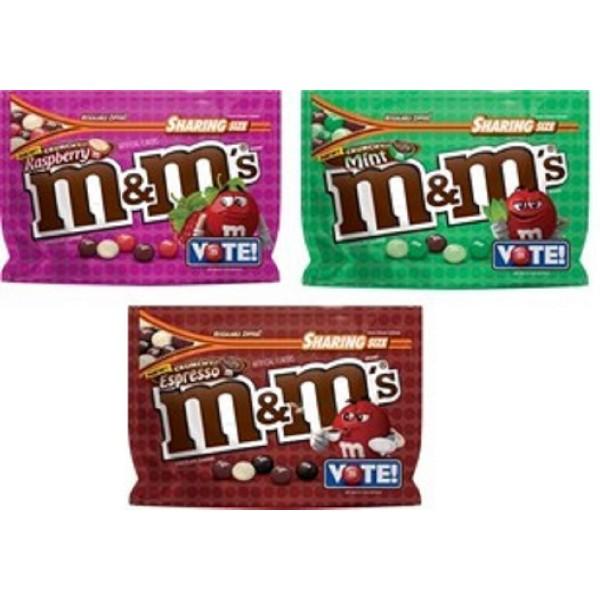 M&M's Flavor Vote product image