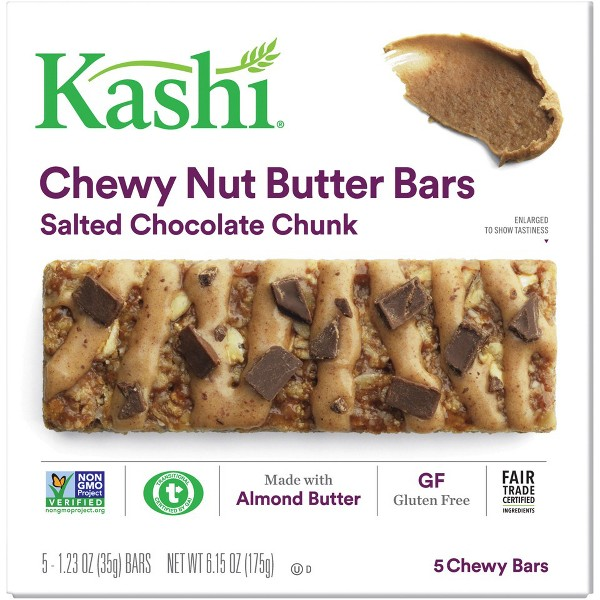 Kashi Nut Butter Bars product image