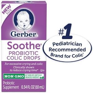 Gerber Soothe Colic Drops