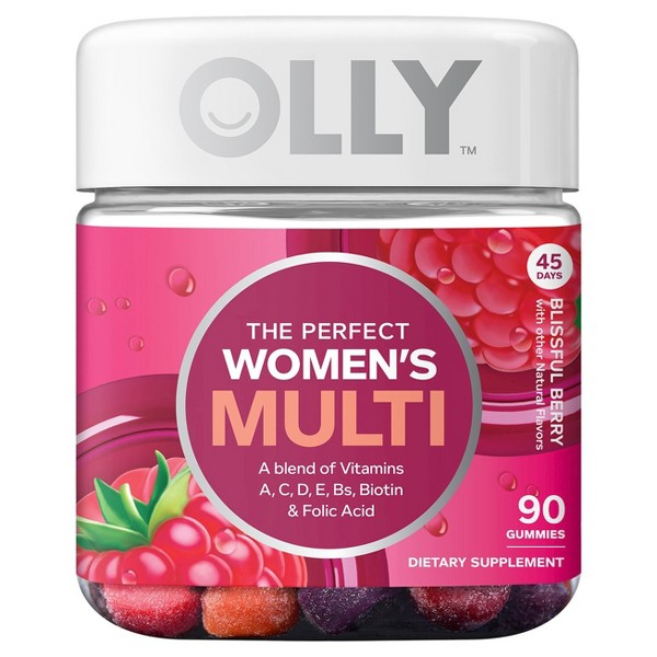 Olly Vitamins product image