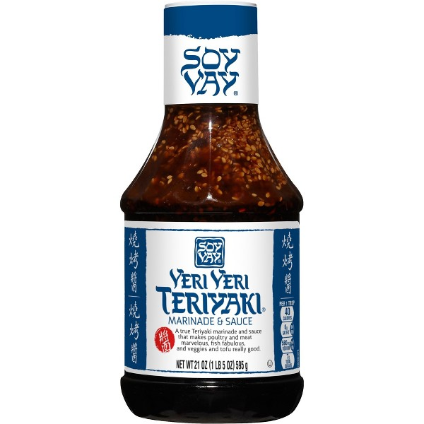 Soy Vay Marinades, Sauces & Dips product image