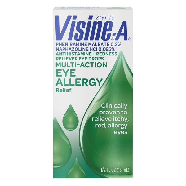Visine Eye Drops product image