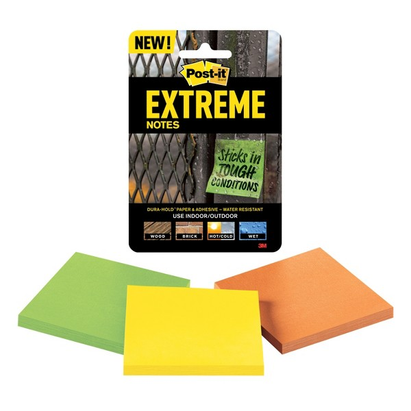 NEW Post-it Extreme Notes product image