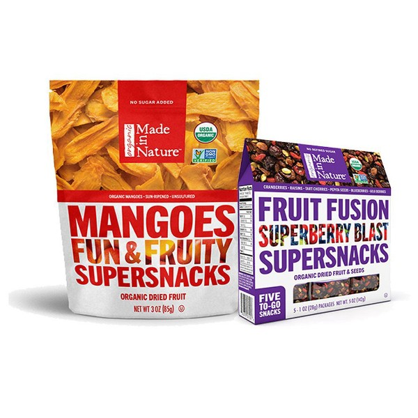 Made In Nature Dried Fruit product image
