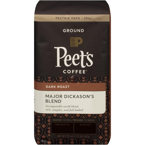 Peet's 20 oz Coffee Bags product image