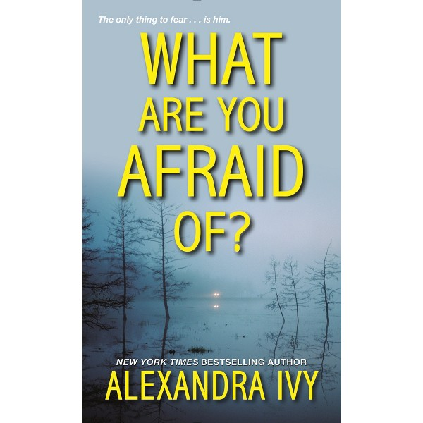 What Are You Afraid Of? product image