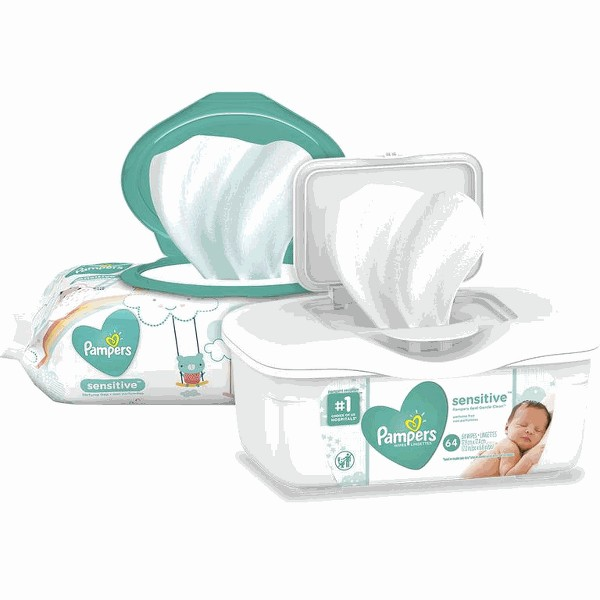Pampers Or Luvs Wipes product image
