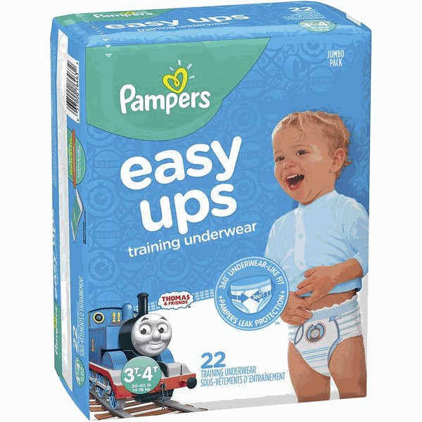 Pampers Easy Ups Underwear product image
