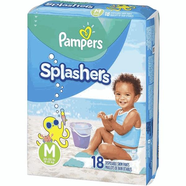 Pampers Splashers Swim Diaper product image
