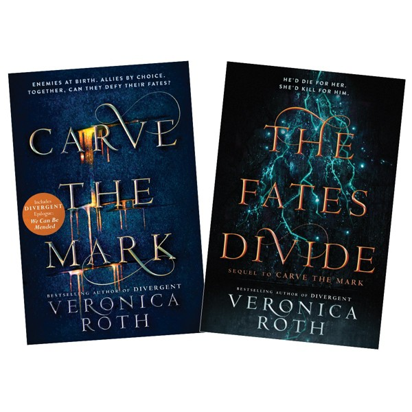 Carve the Mark Series product image