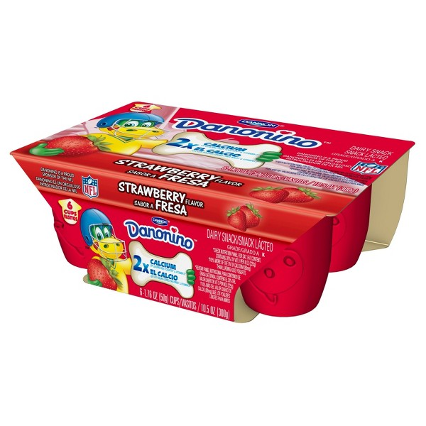 Danonino Kid's Yogurt Cups product image