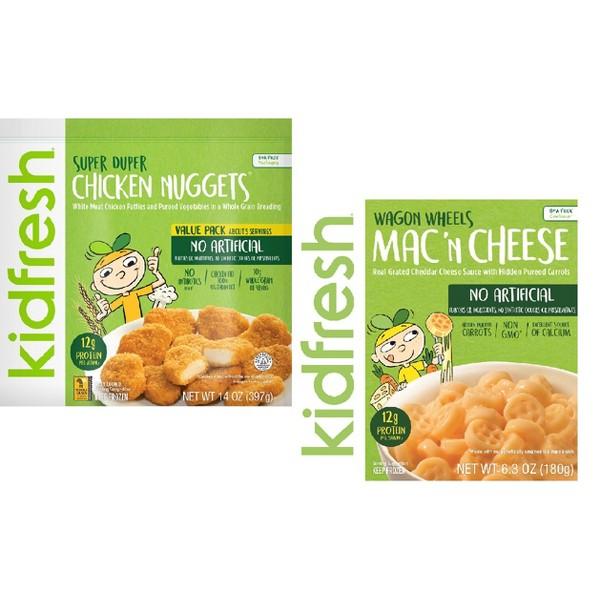 Kidfresh Frozen Kids Meals product image