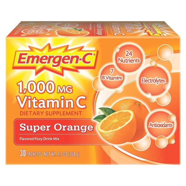 Emergen-C Vitamin C Drink Mix product image