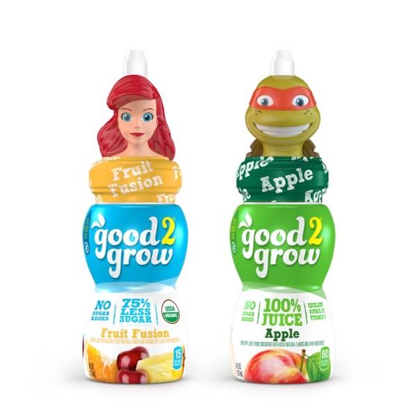 Good2Grow 6 oz Juice Singles product image