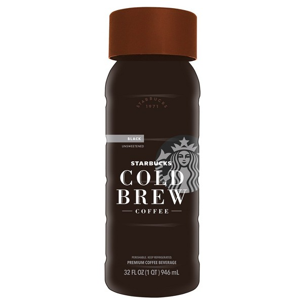Starbucks Cold Brew Coffee product image