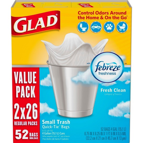 Glad Trash Bags product image