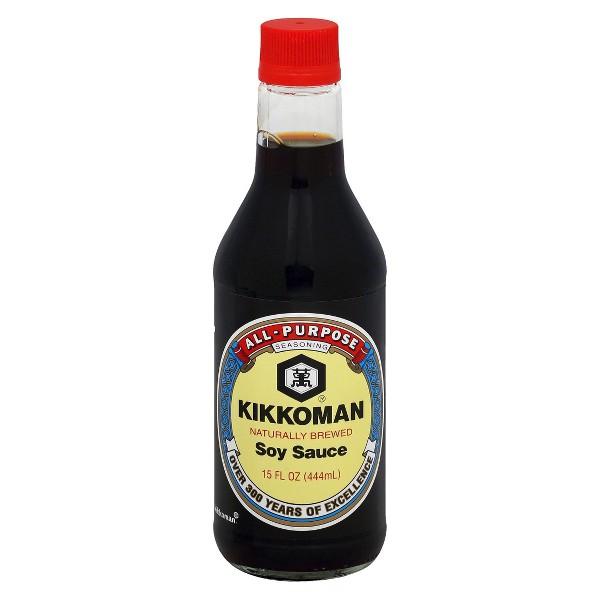 Kikkoman Soy & Teriyaki Sauces product image