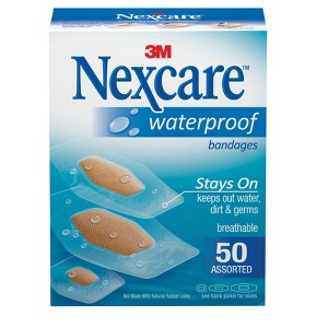 Nexcare Brand First Aid Products