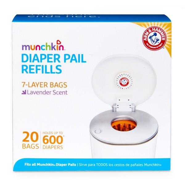 Munchkin Diaper Pail Refills product image