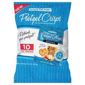 Pretzel Crisps Multi-Pack
