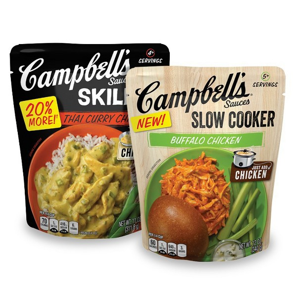 Campbell's Dinner Sauces product image