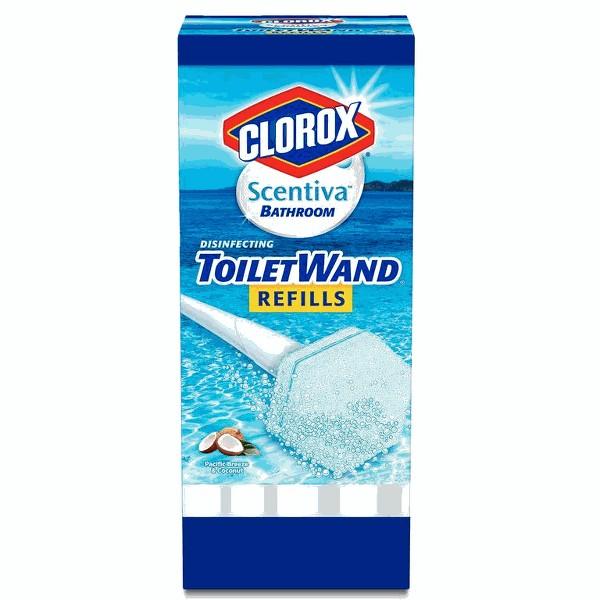 Clorox Scentiva ToiletWand Refills product image