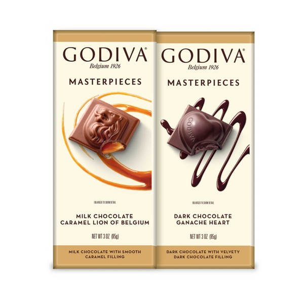Godiva Masterpiece Bars product image